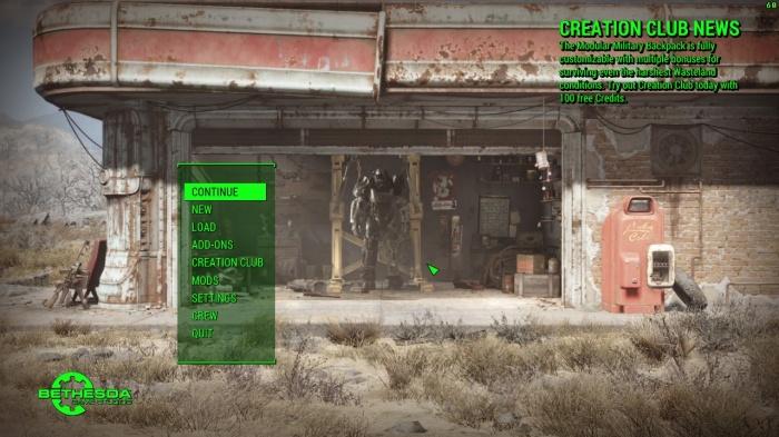 Photo of В Fallout 4 стал популярен мод, который убирает навязчивое упоминание Creation Club