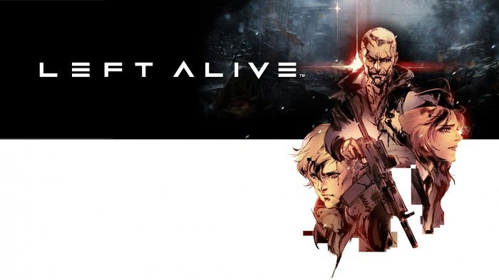 Square Enix анонсировала Left Alive — игру от создателей Metal Gear, Armored Core и Ghost in the Shell: Arise