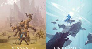 Иллюстрации сюжетного кооперативного приключения, которым когда то занималась Valve