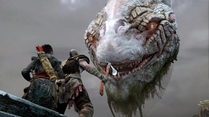 Photo of Ради Мирового Змея создателям God of War пришлось усовершенствовать свои технологии