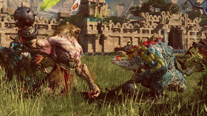 Photo of 360-градусный трейлер в честь релиза Total War: Warhammer II