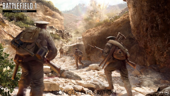 Photo of Подробнее о дополнении Battlefield 1 «Волны перемен» с британцами и морскими сражениями
