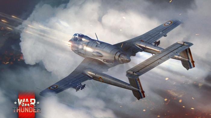 В War Thunder вот-вот прилетят универсальные «французы»