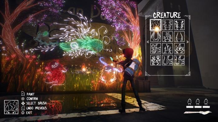 Photo of Concrete Genie— эксклюзив PlayStation 4, который предлагает рисовать оживающие граффити