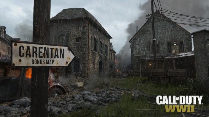 Photo of Одна из любимых карт первой Call of Duty вернётся в WWII
