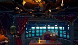 В Sea of Thieves будет пиратский кодекс, морские чудища и крепости скелетов