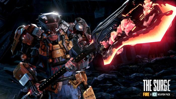 Photo of Вышло первое бесплатное дополнение для The Surge с новым оружием