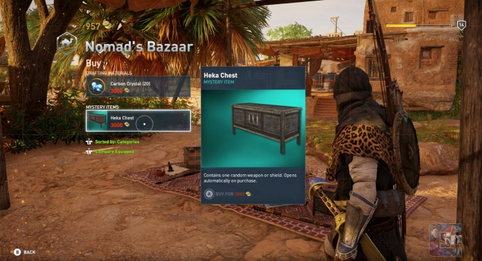 Photo of В Assassin's Creed: Origins будут лутбоксы, но за них не нужно платить реальными деньгами