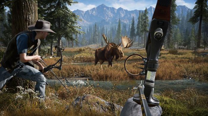 Хитрости и прелести кооператива в новом трейлере Far Cry 5