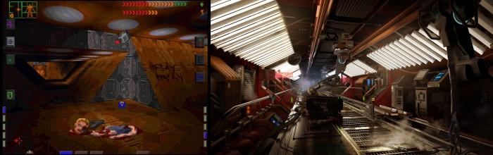 Photo of Создатели перезагрузки System Shock рассказывают о своей работе и показывают новые иллюстрации