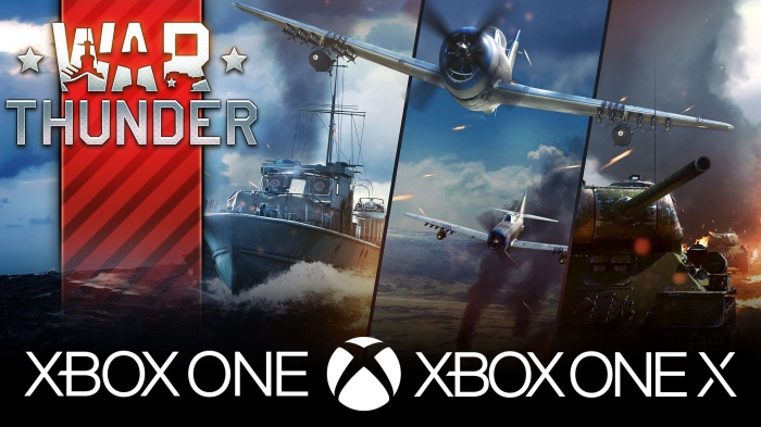 Photo of War Thunder выйдет на Xbox One и Xbox One X — в 4K!