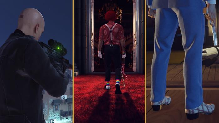 HITMAN готовится к изданию «Игра года»— новая сюжетная кампания, контракты, улучшения графики и прочее
