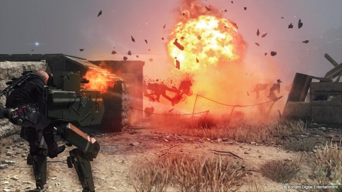 Metal Gear Survive выйдет в феврале на PC, PlayStation 4 и Xbox One