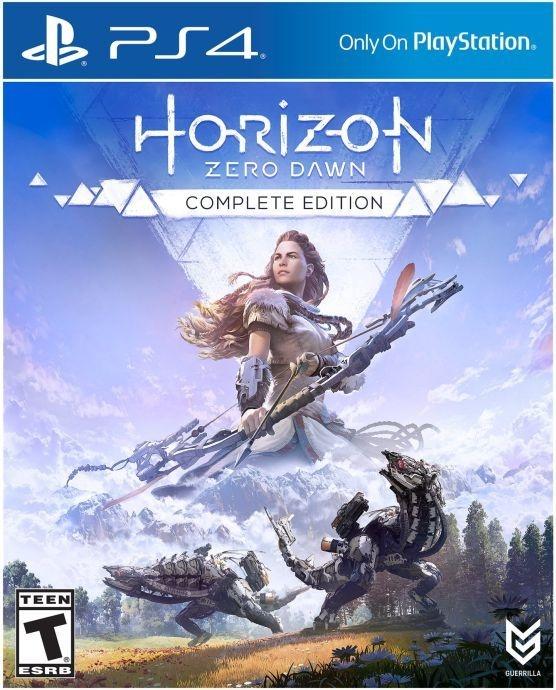 Photo of В начале декабря выйдет полное издание Horizon: Zero Dawn