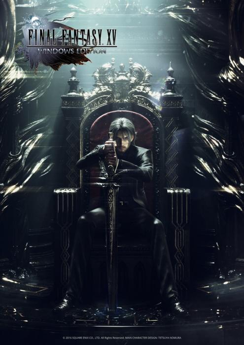 Системные требования Final Fantasy XV: Windows Edition
