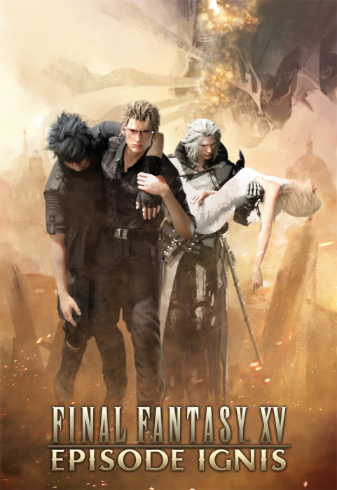 Photo of Final Fantasy XV: история Игниса получила дату релиза