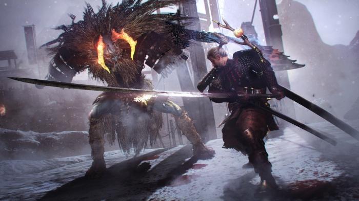 В ноябре PC-версия Nioh выйдет в Steam с поддержкой 4K