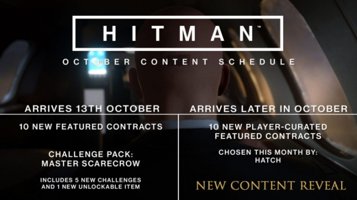 В конце месяца игроков HITMAN ждёт большой анонс, но не второго сезона