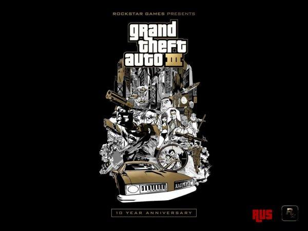 16 лет назад состоялся релиз Grand Theft Auto 3