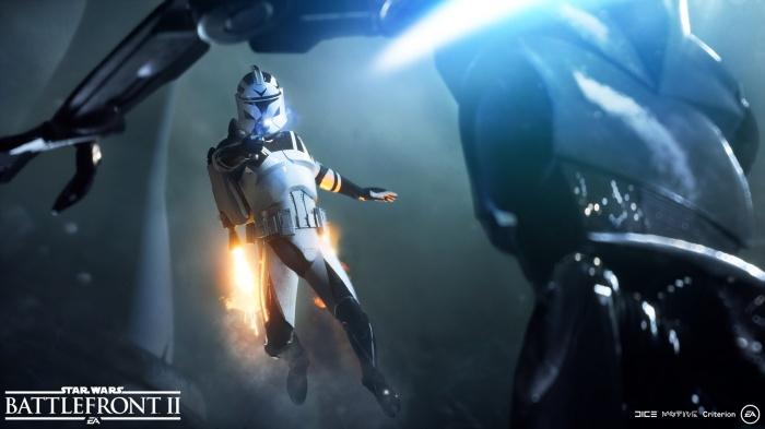 DICE призывает не ставить крест на контейнерах в Star Wars: Battlefront II