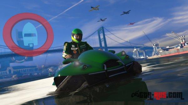 В GTA Online стал доступен новый вид гонок – «Трансформации»