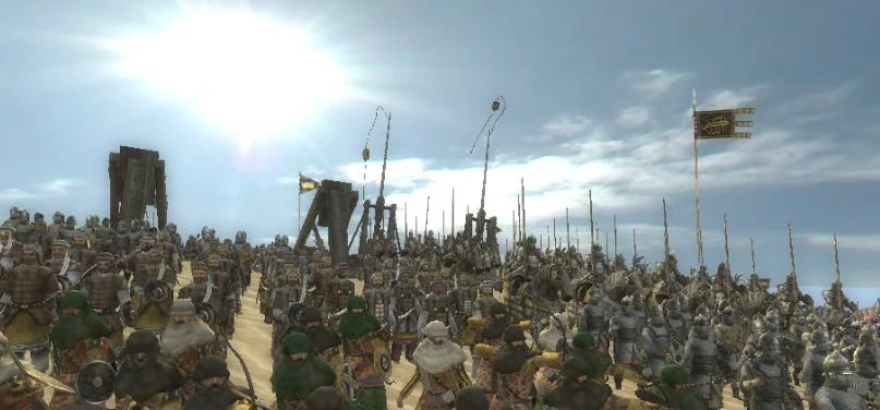 Photo of 500 инвайтов для Total War: ARENA