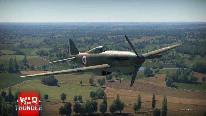 War Thunder отмечает пятилетие и встречает «французов»