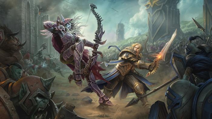 World of Warcraft— официальный «ванильный» WoW, «Битва за Азерот» и эпическая короткометражка