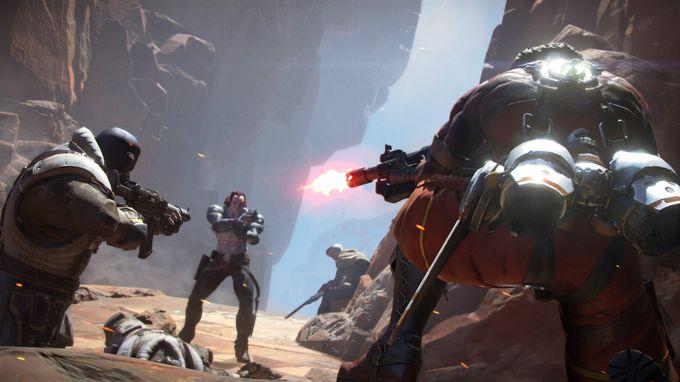 Photo of Вторая кампания для Raiders of the Broken Planet выйдет 30 ноября
