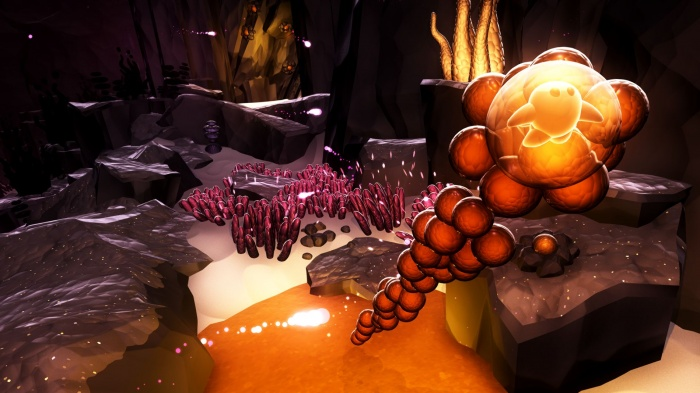 Музыкальное приключение Ode— следующая экспериментальная игра от Ubisoft