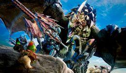 Коты-напарники будут баффать игрока в Monster Hunter: World