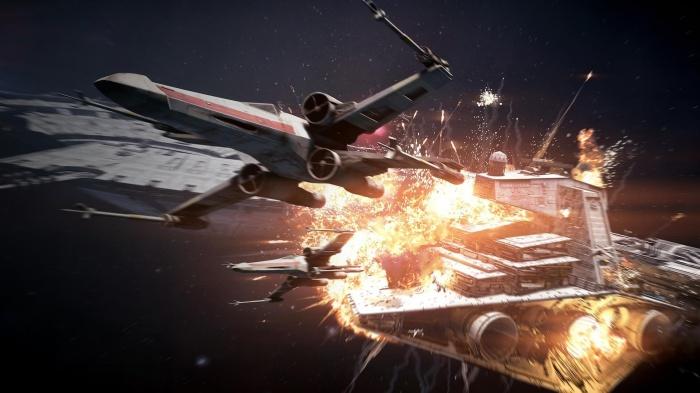 Photo of После неудач со «Звёздными войнами» акции EA просели на три миллиарда долларов. Издательство даёт новые комментарии