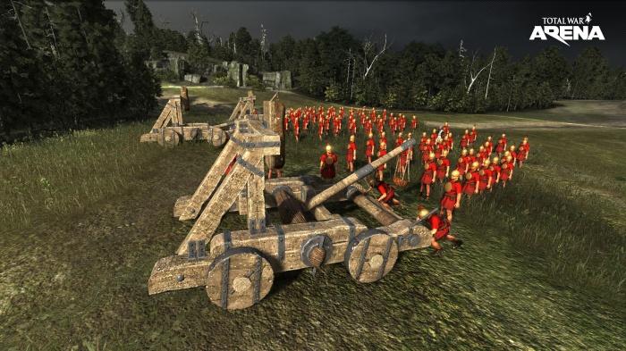 В Total War: Arena начинается открытая неделя с бонусами