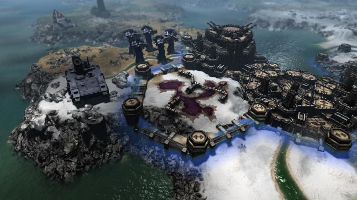 Анонсирована 4X-стратегия Warhammer 40,000: Gladius — Relics of War