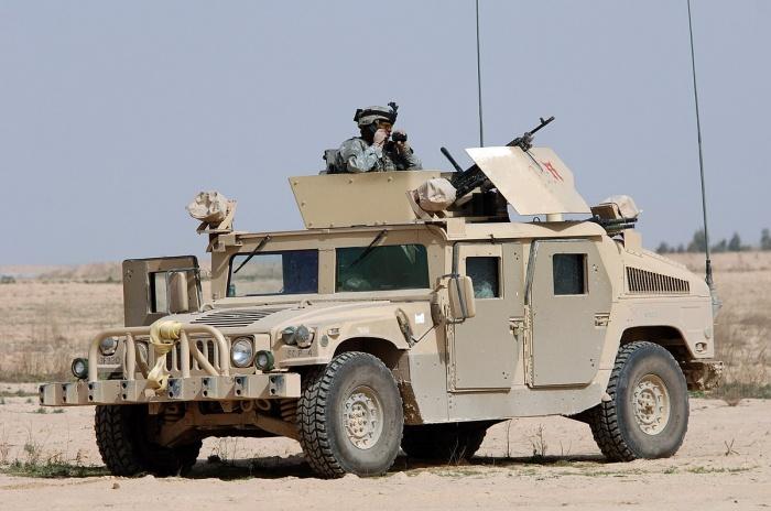 Photo of Создатели армейского вседорожника судятся с создателями Call of Duty