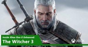 Подробнее о том, как The Witcher 3: Wild Hunt станет красивее на Xbox One X