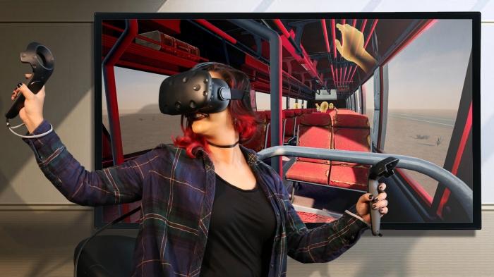 Photo of Gearbox выпустила VR-версию Desert Bus— культовой игры про многочасовую поездку сквозь пустыню