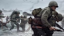 Photo of Кампания Call of Duty: WWII займет около 6.5 часов