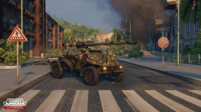 Photo of «Armored Warfare: Проект Армата» обзавелась новой картой, техникой и улучшенной системой командиров