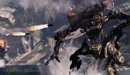 Titanfall 3 может выйти на движке Frosbite