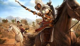 Photo of Первый геймплей познавательного режима Assassin's Creed Origins