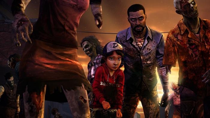 Telltale выпустит сборник The Walking Dead с улучшенной графикой