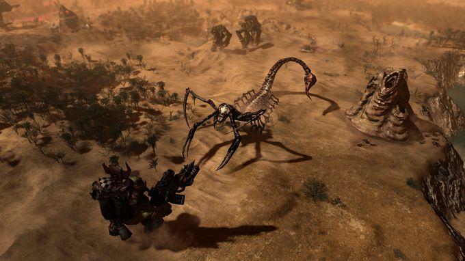 Photo of Аносирована пошаговая стратегия Warhammer 40,000: Gladius — Relics of War