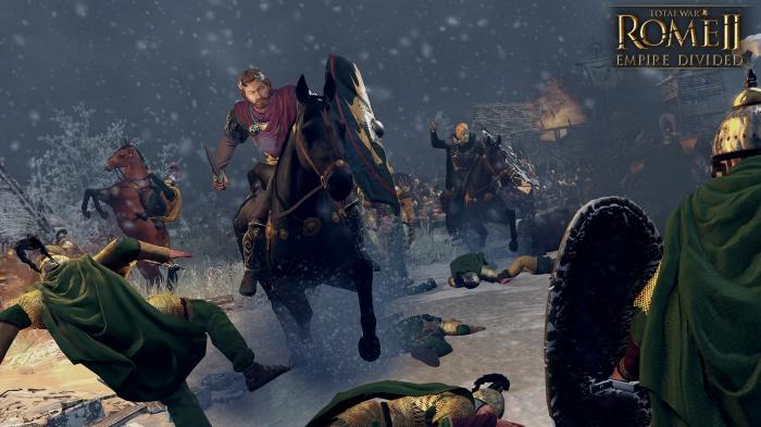 В конце ноября Total War: Rome II получит сразу два свежих дополнения