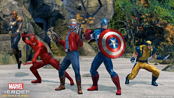 Photo of Marvel избавляется от MMO Marvel Heroes