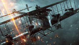 Высадка на мысе Геллес в геймплейном видео дополнения Turning Tides для Battlefield 1
