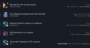 Игроки обвиняют Bungie в ещё одной волне несправедливых банов в Destiny 2 на PC
