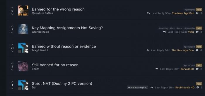 Photo of Игроки обвиняют Bungie в ещё одной волне несправедливых банов в Destiny 2 на PC