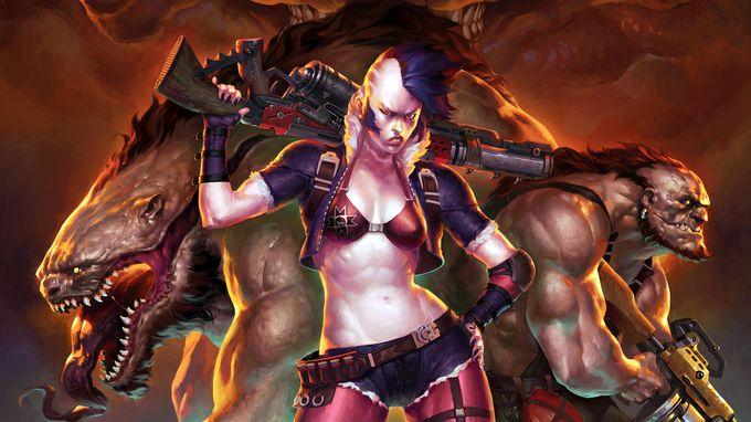 Вторая кампания для Raiders of the Broken Planet выйдет 30 ноября