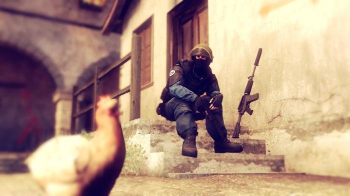 Photo of CS:GO опирается на общее поведение в Steam